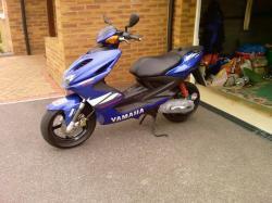 Yamaha Aerox 50 (2005)