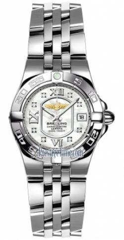 Breitling Galactic 30