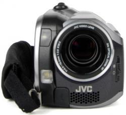 JVC GZ-MG130E